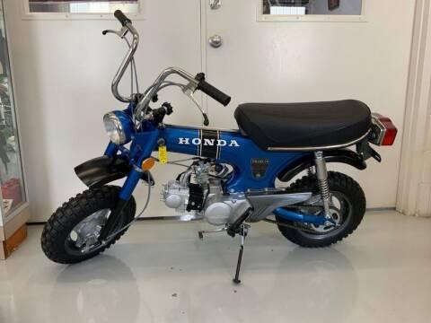 1971 Honda CT70H for sale at STREET DREAMS TEXAS in Fredericksburg TX