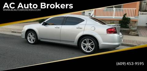 2011 Dodge Avenger for sale at AC Auto Brokers in Atlantic City NJ