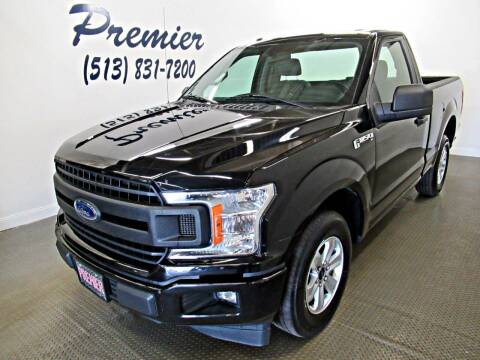 2018 Ford F-150 for sale at Premier Automotive Group in Milford OH