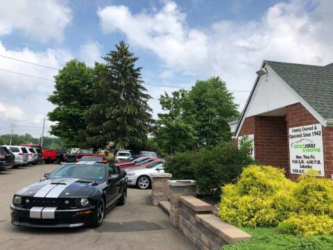 2007 Ford Mustang for sale at Direct Sales & Leasing in Youngstown OH
