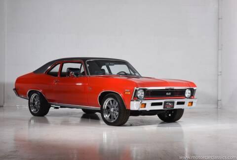 1971 Chevrolet Nova for sale at Motorcar Classics in Farmingdale NY