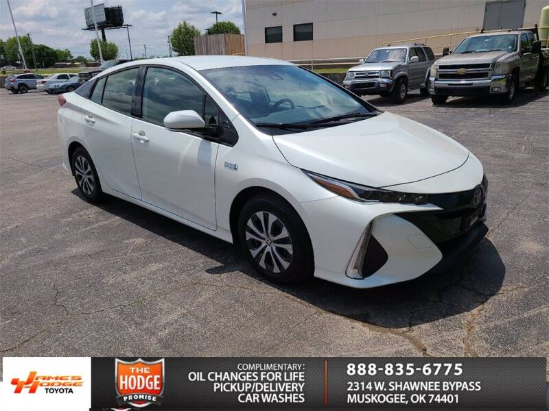 2020 Toyota Prius Prime for sale in Muskogee, OK