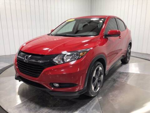2018 Honda HR-V for sale at HILAND TOYOTA in Moline IL