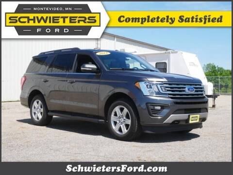 2018 Ford Expedition for sale at Schwieters Ford of Montevideo in Montevideo MN