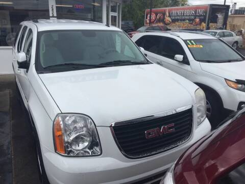 2008 GMC Yukon for sale at Dependable Auto Sales in Montgomery AL