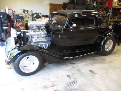 1934 Chevrolet Street Rod / for sale at Classics and More LLC in Roseville OH