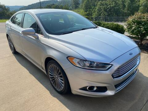 2016 Ford Fusion for sale at Car City Automotive in Louisa KY