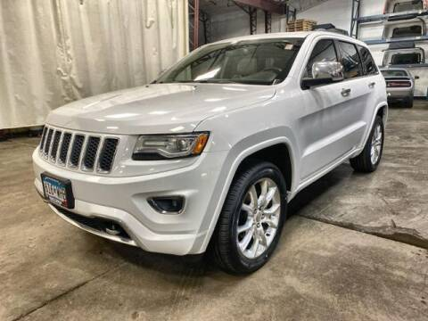 2014 Jeep Grand Cherokee for sale at Waconia Auto Detail in Waconia MN