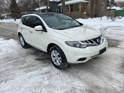 2011 Nissan Murano for sale at RIVER AUTO SALES CORP in Maywood IL