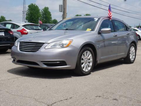 2014 Chrysler 200 for sale at Suburban Chevrolet of Ann Arbor in Ann Arbor MI