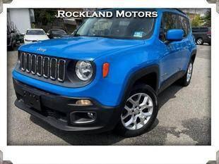 2015 Jeep Renegade for sale at Rockland Automall - Rockland Motors in West Nyack NY