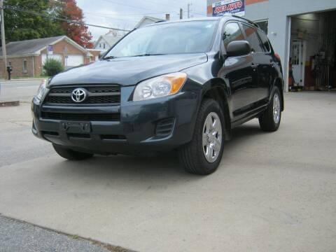 2010 Toyota RAV4 for sale at Joe's Auto Sales & Service in Cumberland RI