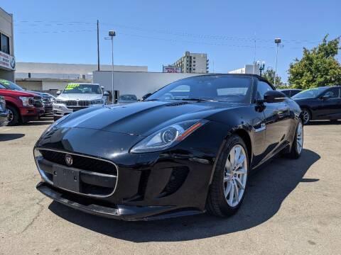 2017 Jaguar F-TYPE for sale at Convoy Motors LLC in National City CA