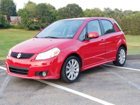 2012 Suzuki SX4 Sportback for sale at FAYAD AUTOMOTIVE GROUP in Pittsburgh PA