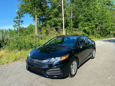 2014 Honda Civic for sale at Speed Auto Mall in Greensboro NC