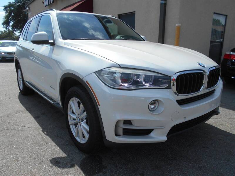 2015 BMW X5 for sale at AutoStar Norcross in Norcross GA