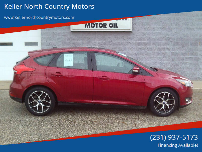 2017 Ford Focus for sale at Keller North Country Motors in Howard City MI