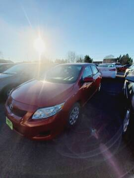 2010 Toyota Corolla for sale at Jeff's Sales & Service in Presque Isle ME