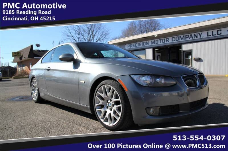 2007 BMW 3 Series for sale at PMC Automotive in Cincinnati OH