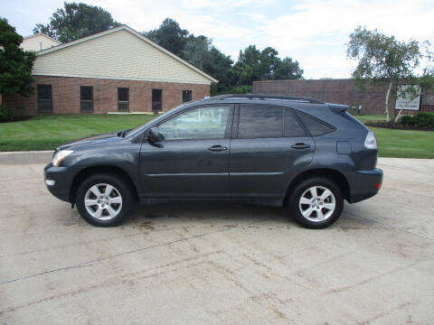 2007 Lexus RX 350 for sale at Lease Car Sales 2 in Warrensville Heights OH