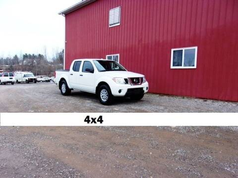2018 Nissan Frontier for sale at Windy Hill Auto and Truck Sales in Millersburg OH