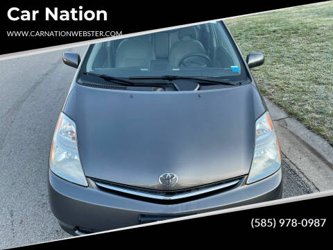 2009 Toyota Prius for sale at Car Nation in Webster NY