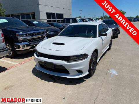 2019 Dodge Charger for sale at Meador Dodge Chrysler Jeep RAM in Fort Worth TX