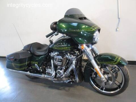 2019 Harley-Davidson Street Glide for sale at INTEGRITY CYCLES LLC in Columbus OH
