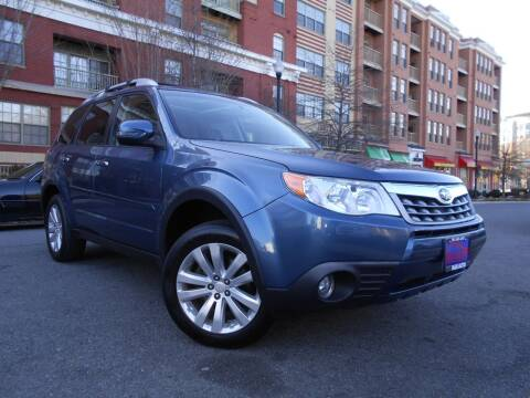 2011 Subaru Forester for sale at H & R Auto in Arlington VA