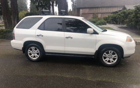 2004 Acura MDX for sale at Seattle Motorsports in Shoreline WA