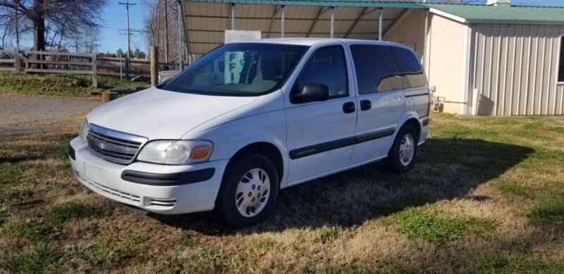 2003 Chevrolet Venture for sale at NRP Autos in Cherryville NC