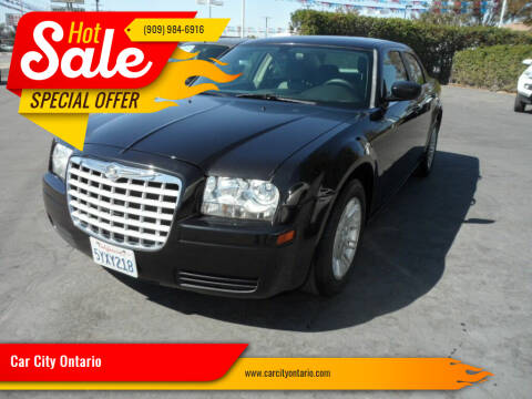 2007 Chrysler 300 for sale at Car City Ontario in Ontario CA