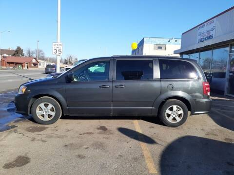 2012 Dodge Grand Caravan for sale at Tower Motors in Brainerd MN