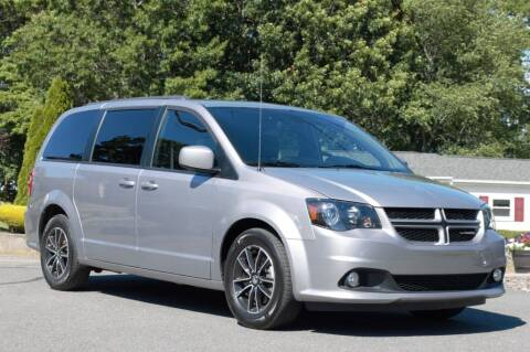 2018 Dodge Grand Caravan for sale at LARIN AUTO in Norwood MA