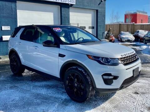 2016 Land Rover Discovery Sport for sale at Saugus Auto Mall in Saugus MA