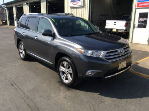 2011 Toyota Highlander for sale at TRI-STATE AUTO OUTLET CORP in Hokah MN