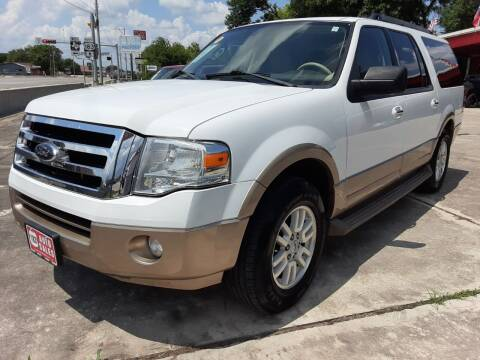 2014 Ford Expedition EL for sale at 183 Auto Sales in Lockhart TX
