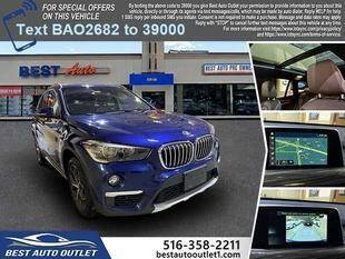 2018 BMW X1 for sale at Best Auto Outlet in Floral Park NY