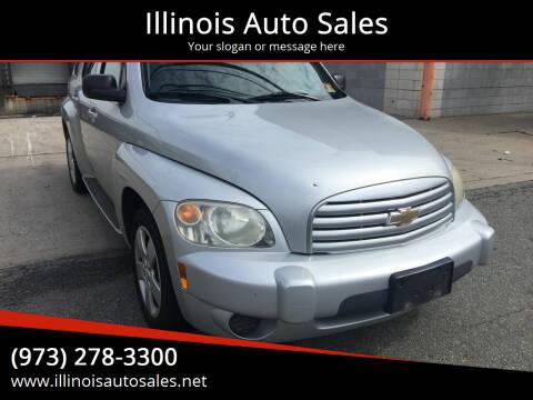 2009 Chevrolet HHR for sale at Illinois Auto Sales in Paterson NJ