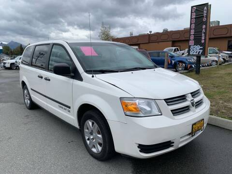 2008 Dodge Grand Caravan for sale at Freedom Auto Sales in Anchorage AK