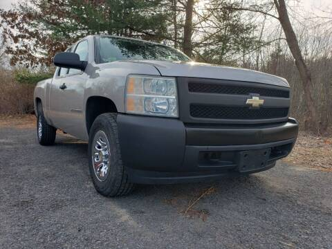 2008 Chevrolet Silverado 1500 for sale at Jacob's Auto Sales Inc in West Bridgewater MA