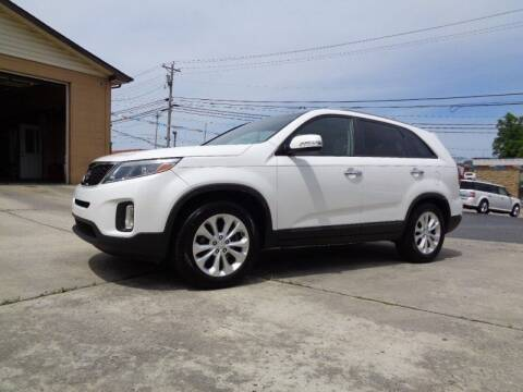 2015 Kia Sorento for sale at Ingram Motor Sales in Crossville TN