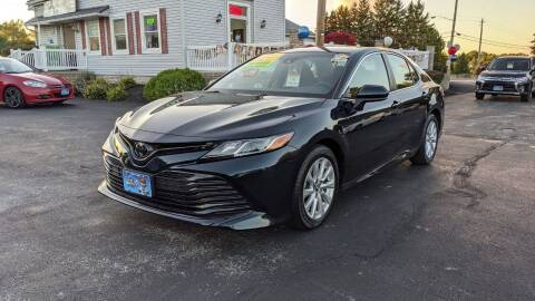 2018 Toyota Camry for sale at RBT Automotive LLC in Perry OH