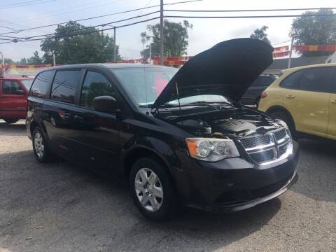 2012 Dodge Grand Caravan for sale at Antique Motors in Plymouth IN