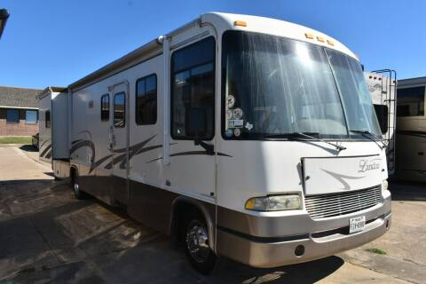 2001 Georgie Boy Landau 3502DS for sale at Buy Here Pay Here RV in Burleson TX