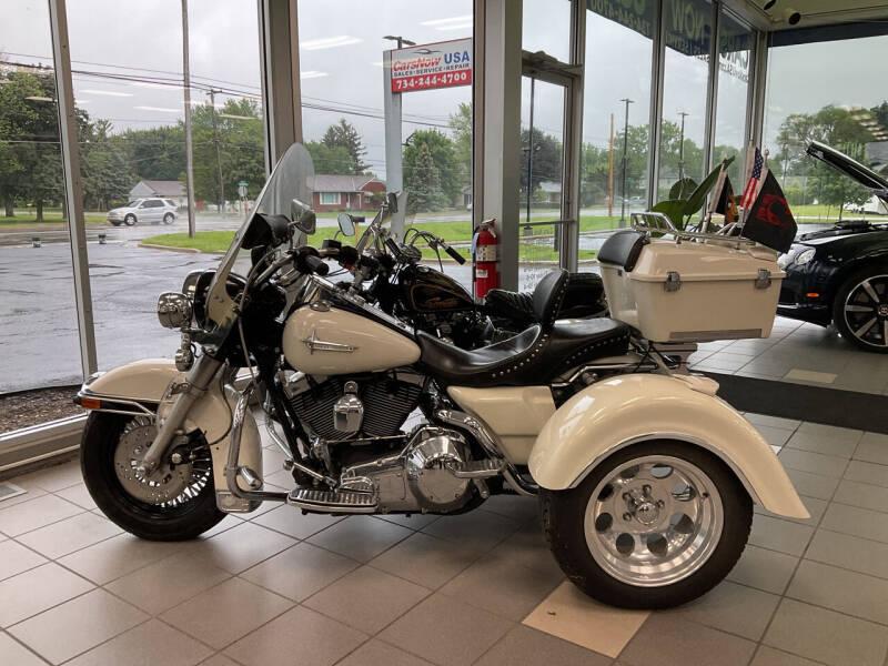 1999 Harley-Davidson Road King Trike for sale at A 1 Motors in Monroe MI