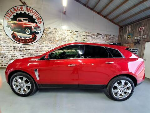 2012 Cadillac SRX for sale at Village Motors Of Salado in Salado TX