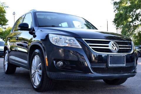 2010 Volkswagen Tiguan for sale at Wheel Deal Auto Sales LLC in Norfolk VA