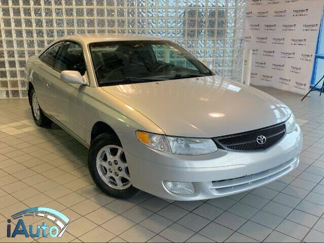2001 Toyota Camry Solara for sale at iAuto in Cincinnati OH