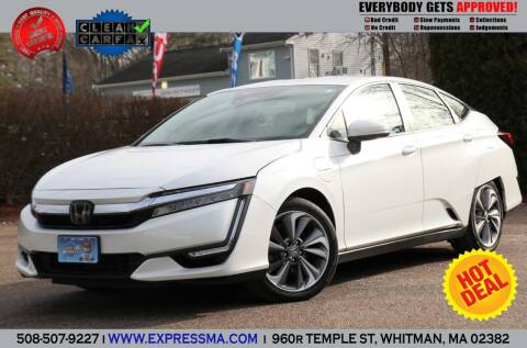 2018 Honda Clarity Plug-In Hybrid for sale at Auto Sales Express in Whitman MA